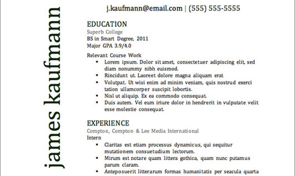 best paid resume templates word