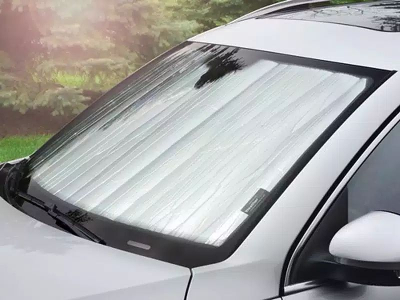 weathertech windshield sun shade reviews