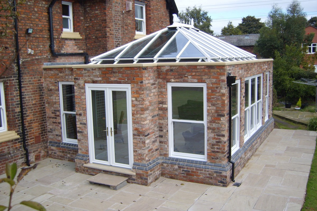 Glass Roof Extension Conservatories Orangeries House Extensions Roofs Ultraframe Uk