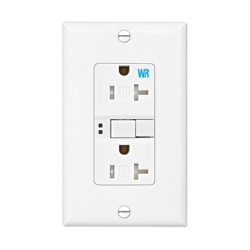 cooper wiring devices 20amp 125volt brown duplex electrical outlet