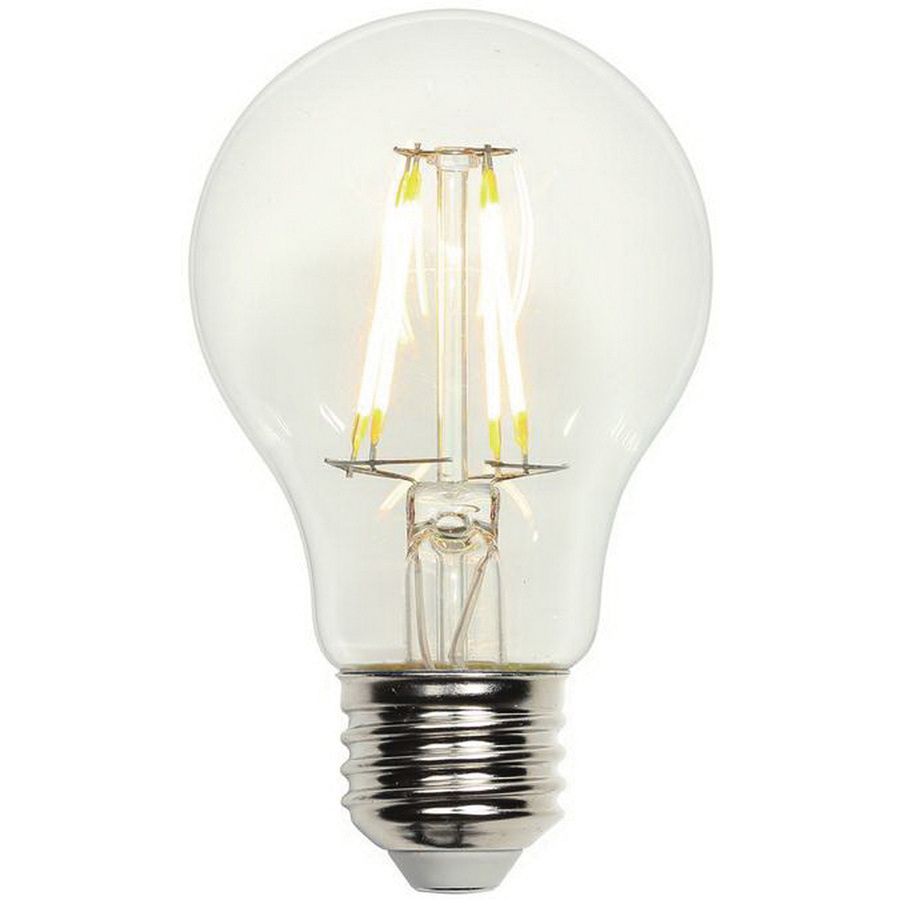 5 Watt Led Westinghouse Lighting 0316400 Dimmable A19 Led Filament Lamp E26 Medium Base 470 Lumens 80 Cri 2700k Warm White 5 Watt