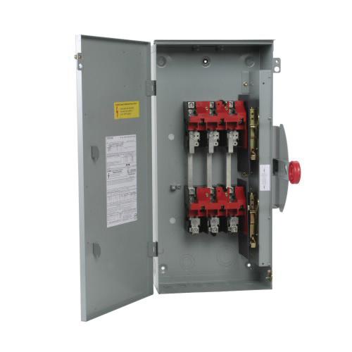 Garage Wiring Schematic Fusible Switch Wiring Schematic Diagram