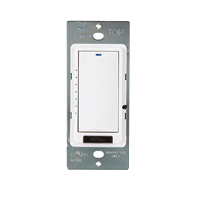 Wattstopper LMDM-101-G 24-Volt DC 5-Milli-Amp 1 Button Dimming Wall