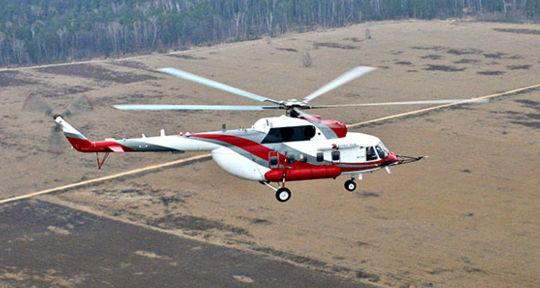 Russian Helicopters concluded the first export contract for Mi-171А2
