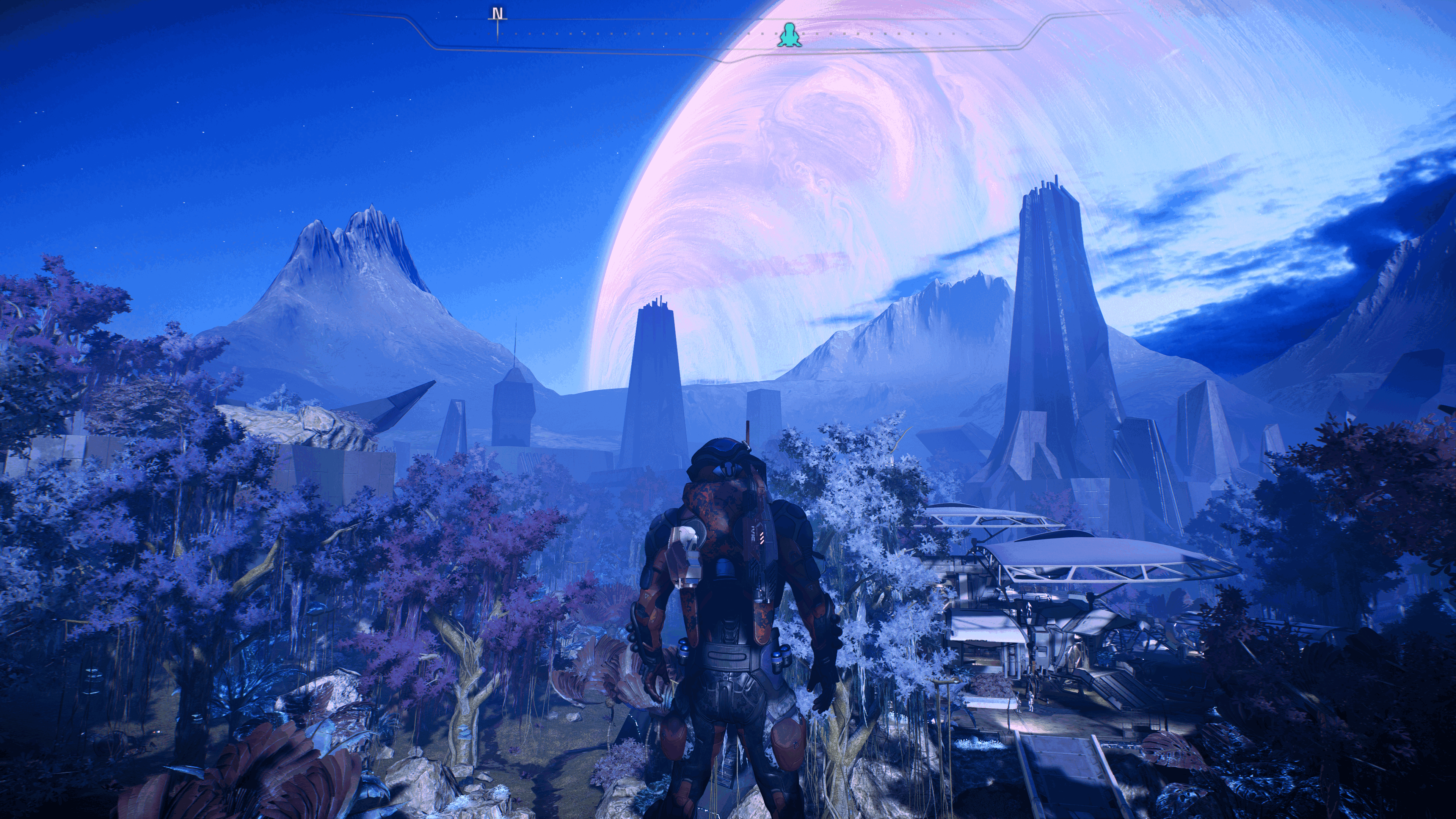 Mass Effectandromeda Let S Talk About Mass Effect Andromeda S Story And Tone Vg247