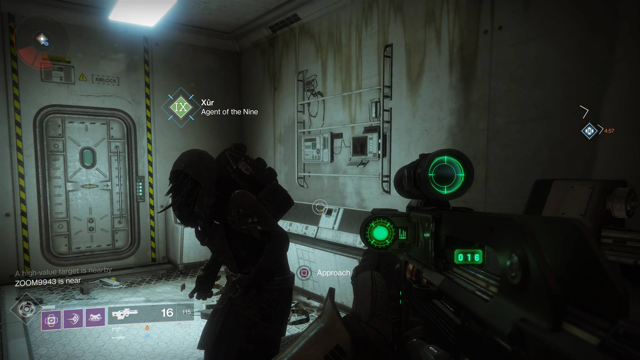 Xur Destiny 2 Xur Location And Inventory For September 22 24