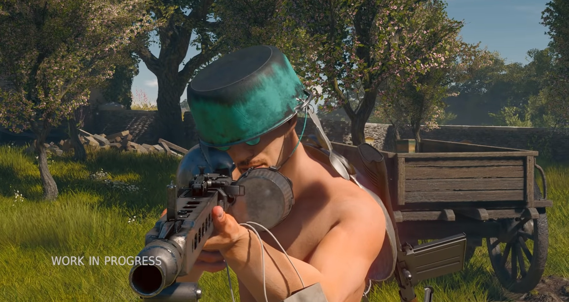 Cuisine Royale Install Cuisine Royale Lets You Go To War With A Colander On Your