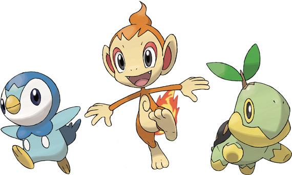 Pokemon Go Gen 4 Sinnoh region Pokemon List, new evolutions and