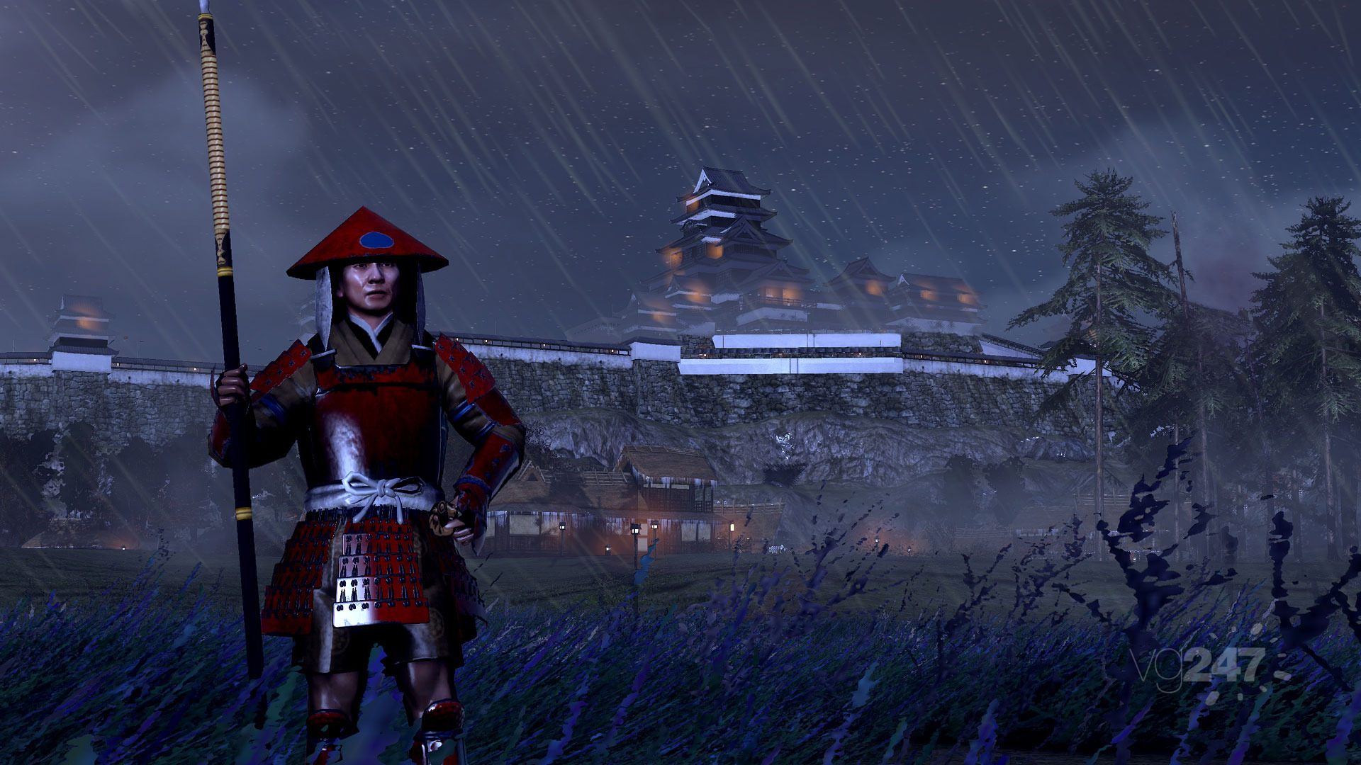Shogun 2 Fall Of The Samurai Wallpaper New Shogun 2 Total War Screens Lightning Fighting
