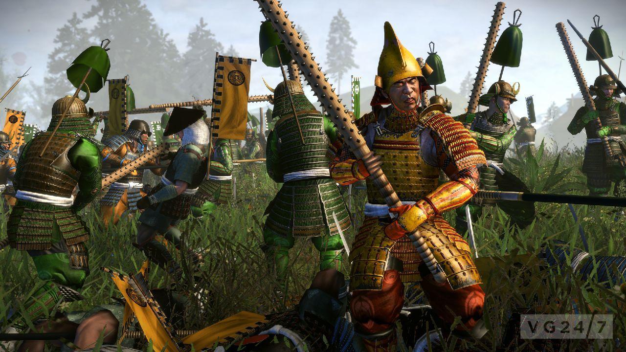 Shogun 2 Fall Of The Samurai Wallpaper Total War Shogun 2 Saints And Heroes Dlc Now Available