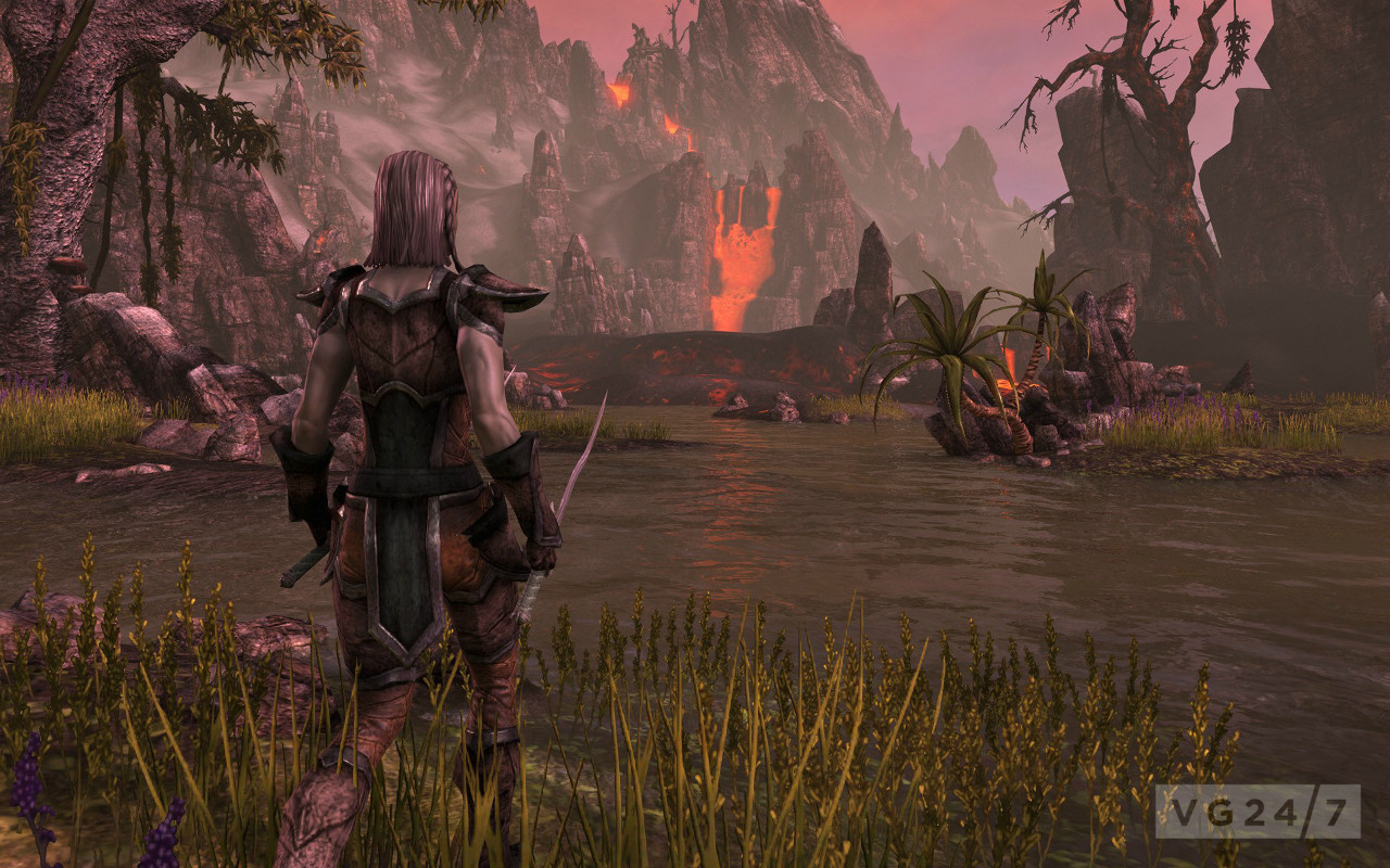 The Elder Scrolls Online Elder Scrolls Online Takes 14 New Gameplay Screens To The