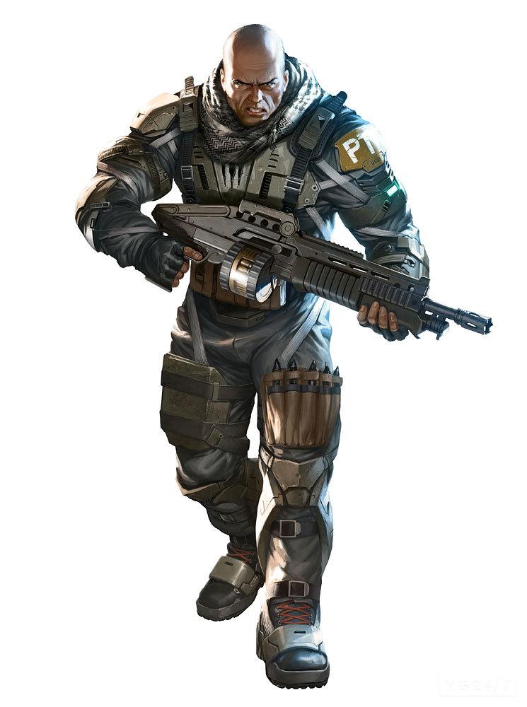 Mass Effect Fall Wallpaper Killzone Mercenary Single Player From Ps3 To Vita Vg247