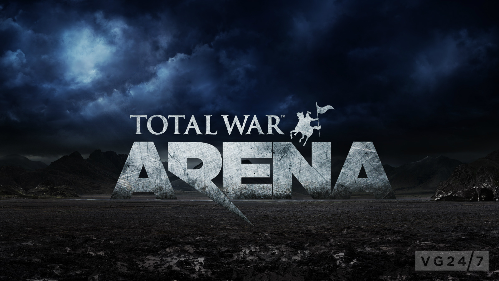 Wallpaper Skull 3d First Look At Total War Arena Gameplay To Be Livestreamed