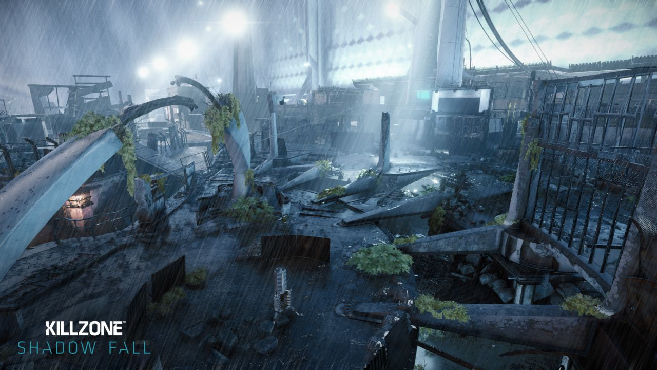 Divided We Fall Wallpaper Killzone Shadow Fall Multiplayer Video And Screens Show