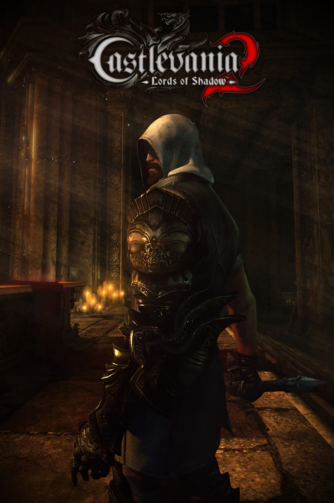 Stores That Have 3d Wallpaper Castlevania Lords Of Shadow 2 Concept Art Is Darkly