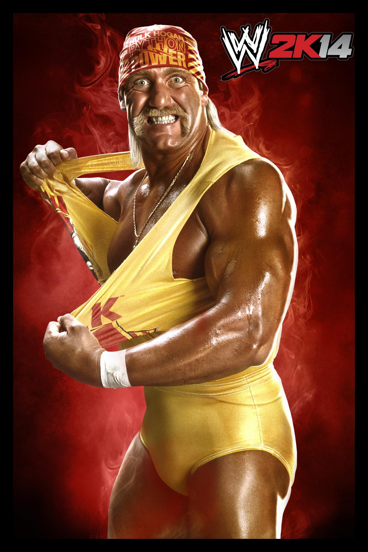 Hogan Hulk Wwe 2k14 39s Full Character Roster Revealed Get The List