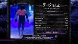 ... try and break or defend the Undertaker's Wrestlemania winning streak