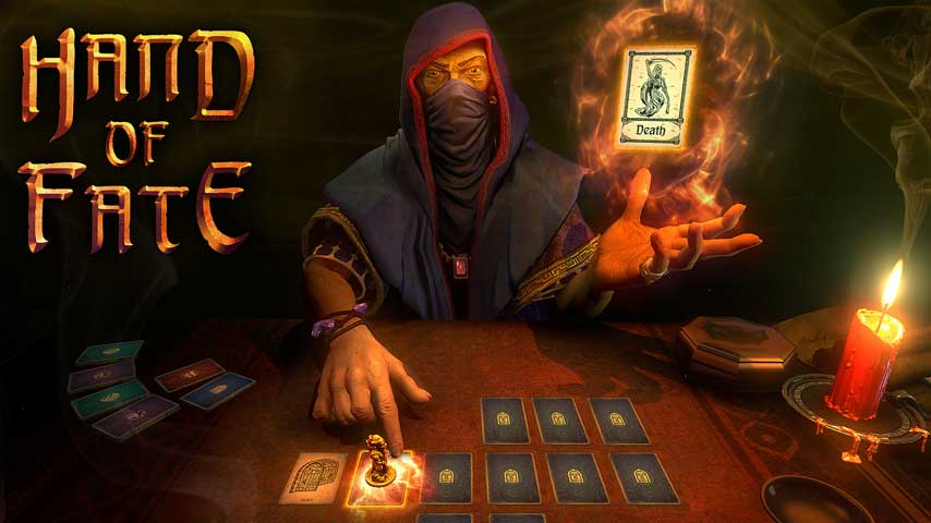The Best 3d Wallpaper Hand Of Fate Coming To Ps4 Vita Vg247