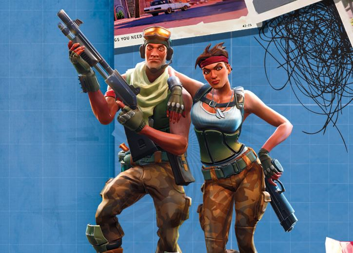 Siege Girls Wallpaper Fortnite Gets Info Blow Out In Gameinformer Many Gameplay