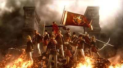 Square issues cease and desist to fans working on Final Fantasy Type-0 translation patch - VG247