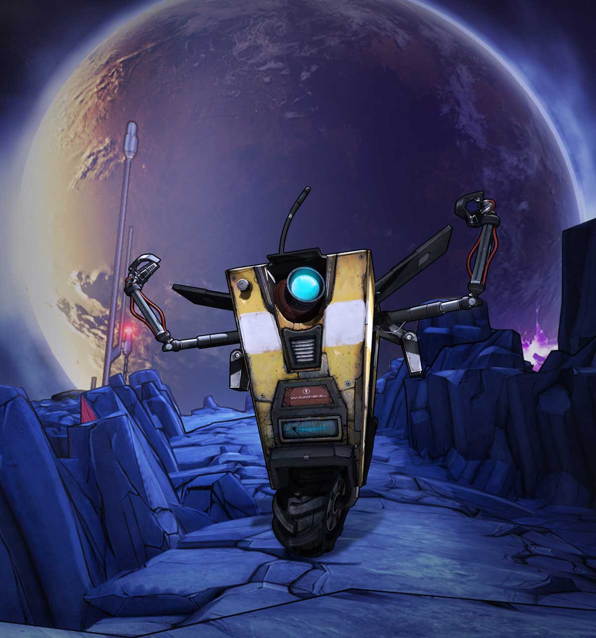 Bohemia Quotes Wallpaper Claptrap Is The Star Of Latest Borderlands The Pre Sequel