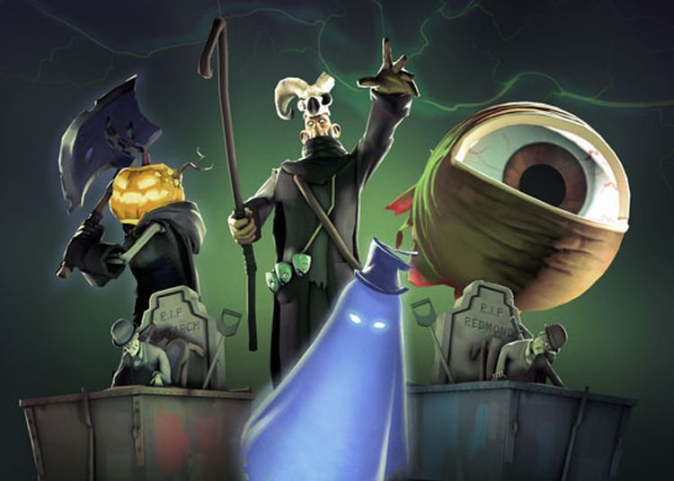Pubg Map Wallpaper Team Fortress 2 Is Celebrating Halloween With All Six Of