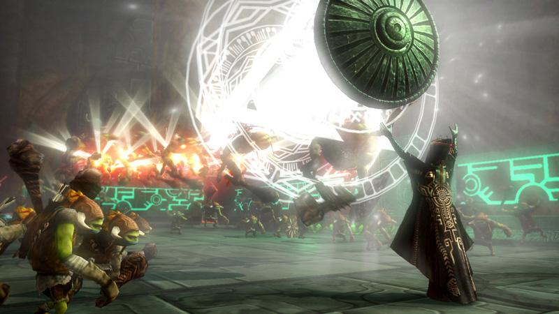 Nintendo 3d Wallpaper Hyrule Warriors Twilight Princess Dlc Adds Twili Midna