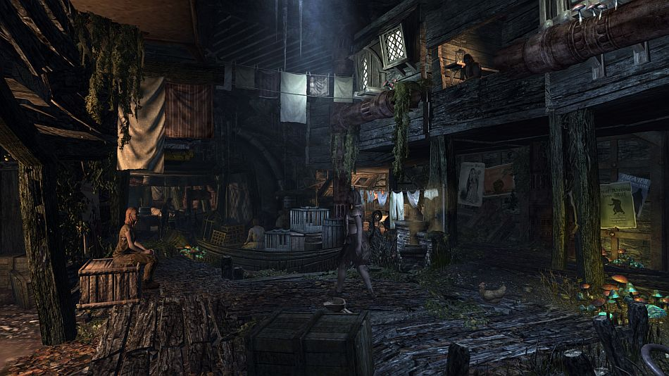 3d Wow Wallpaper Enderal The Shards Of Order Is An Impressive Total