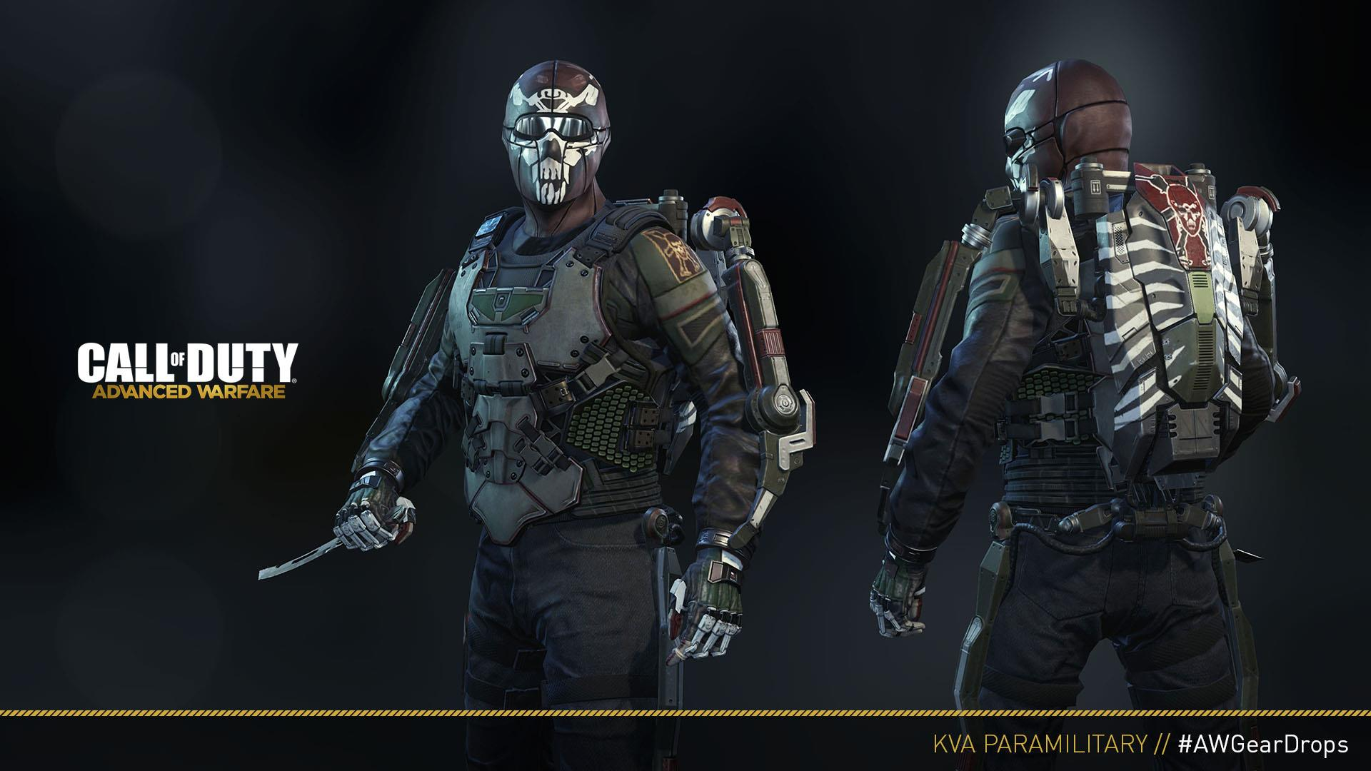 Ghost Recon Future Soldier Hd Wallpaper Earn New Exclusive Loot In Cod Advanced Warfare When You