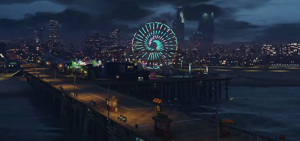 Hunter Wallpaper Hd This Gta 5 Time Lapse Video Is Quite Lovely Vg247