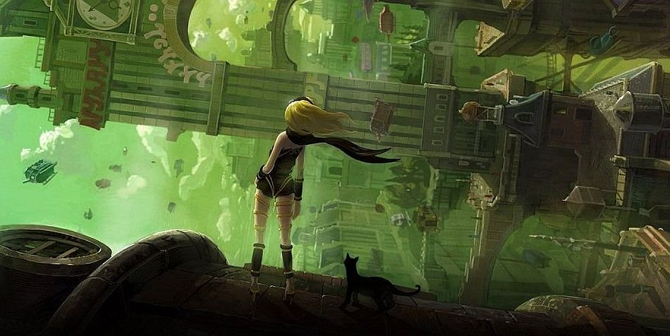 Anime Wallpaper For Ps Vita Gravity Rush Remaster For Ps4 Outed By Korean Ratings