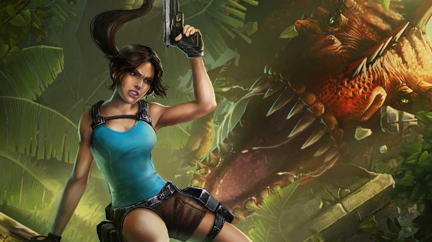 Pokemon Girl Wallpaper Lara Croft Relic Run Endless Runner Soft Launched In The