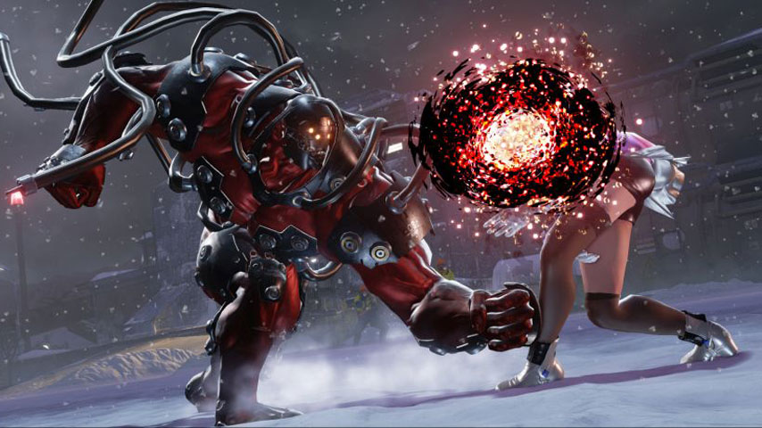 Make 3d Wallpaper Online Tekken 7 Introduces A New Character Gigas Vg247