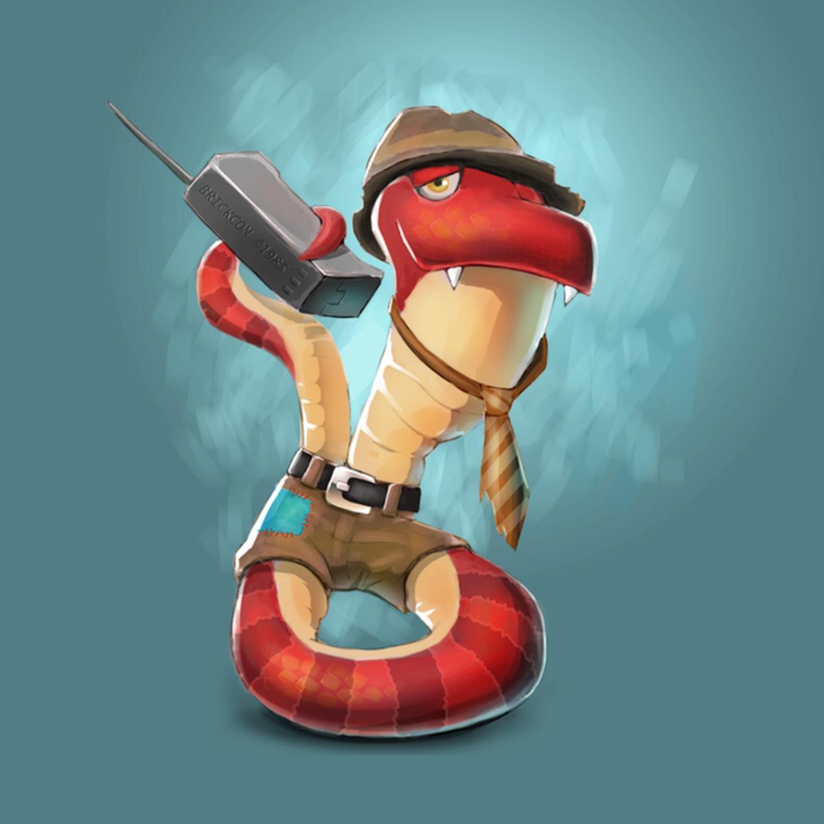 Hd Wallpaper Cartoon Girl Banjo Kazooie Successor Gets New Character That Is A Snake