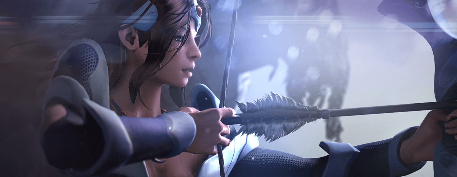 Mirana Wallpaper Hd Dota 2 Being Revamped With Source 2 Engine And Upgraded