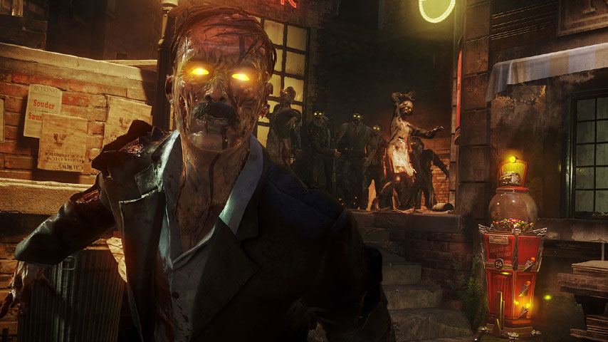 Metro 2033 Wallpaper Hd Call Of Duty Black Ops 3 Video Gives You A Look At The