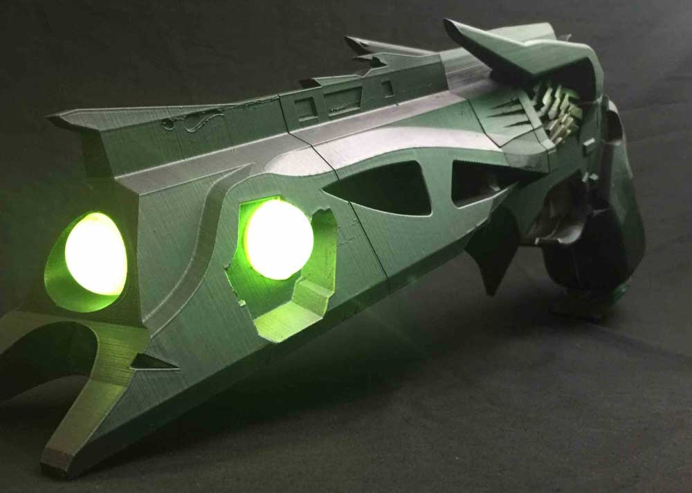Black Friday Online Deals Destiny: Pimp Your Airsoft With 3d Printed Thorn Shell - Vg247
