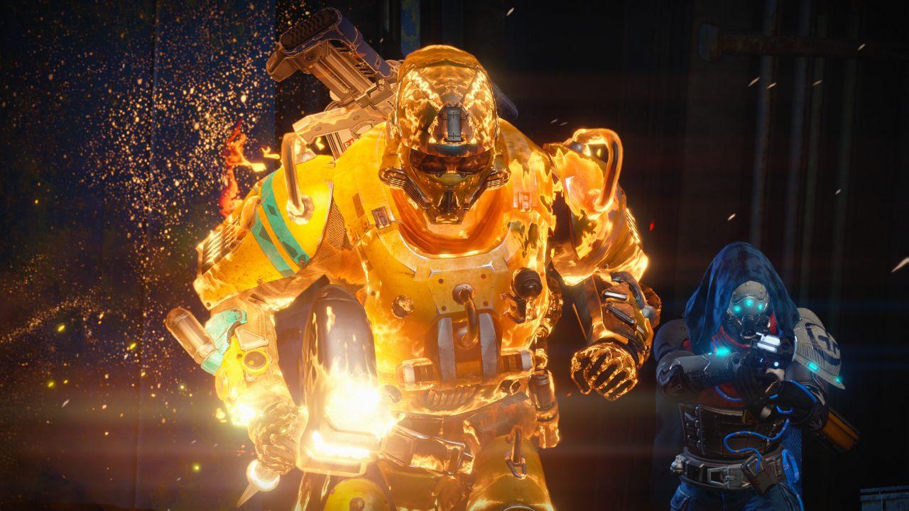 Destiny 2 Kings Fall Wallpaper Destiny The Taken King Adds Court Of Oryx Boss Battle