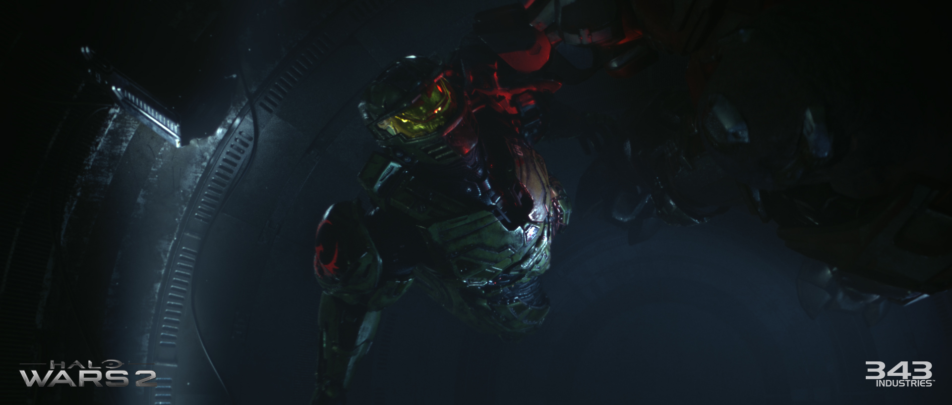 Microsoft Fall Wallpaper Gamescom 2015 Halo Wars 2 Announced For Xbox One And