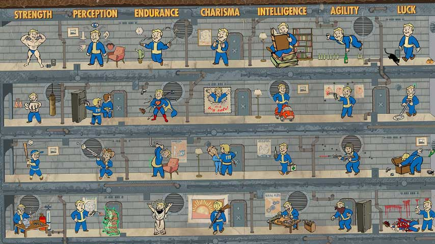Pubg Wallpaper Guns Fallout 4 Build Planner Helps Prepare You For The