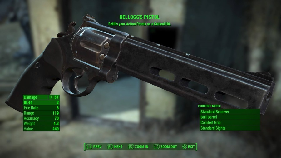Pubg Gun Wallpaper Fallout 4 Weapon Names Support Some Html Tags Vg247
