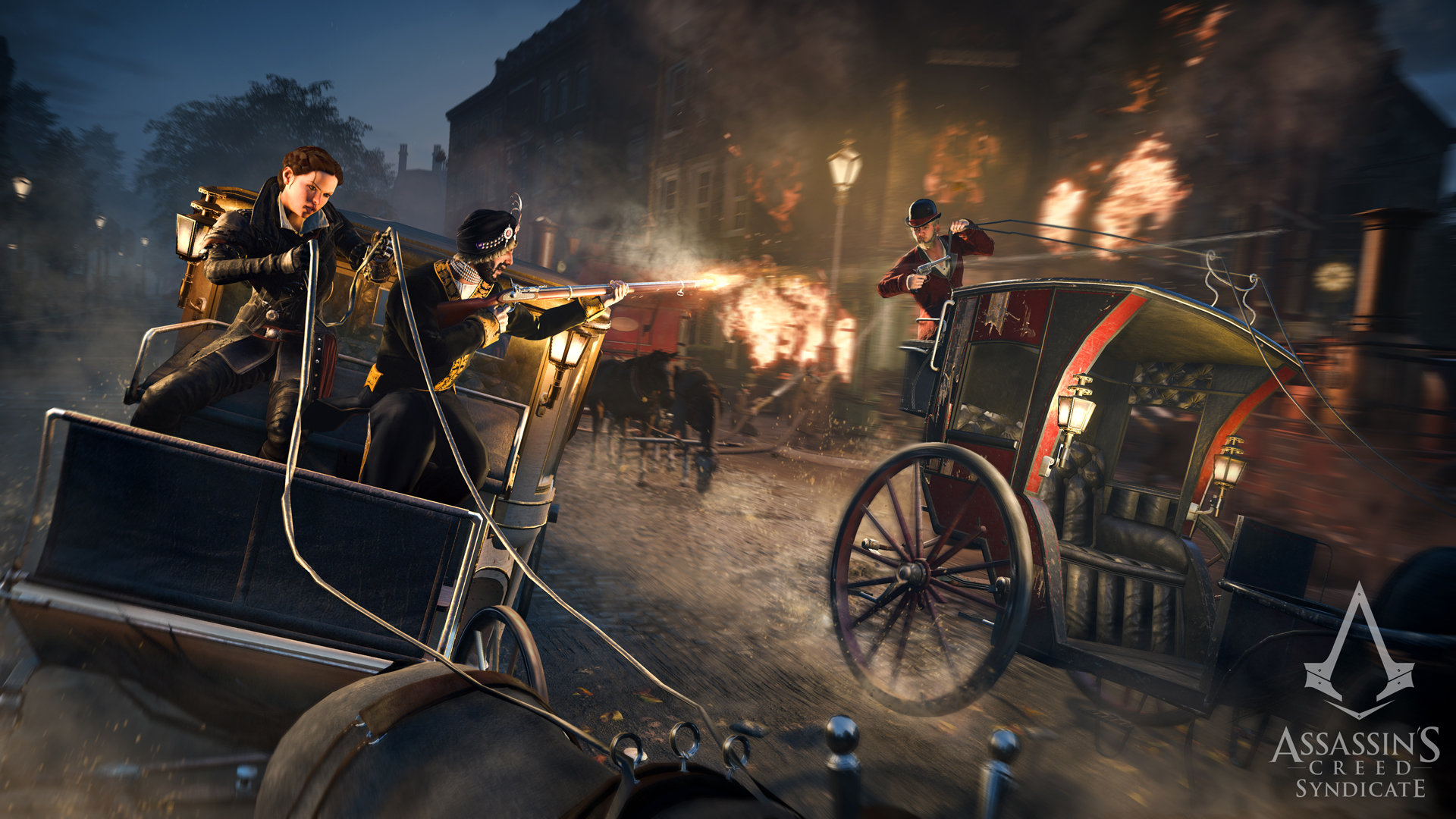 Pubg Wallpaper 4k Assassin S Creed Syndicate Dlc The Last Maharaja Is Out
