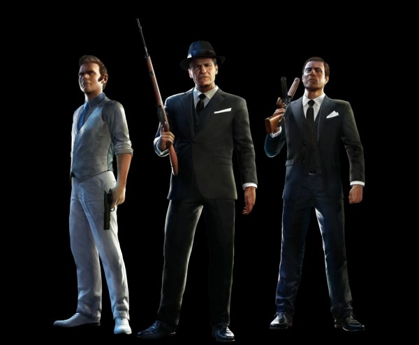 Pc Fall Wallpaper Mafia 3 Pre Orders Include Family Kick Back Pack Two