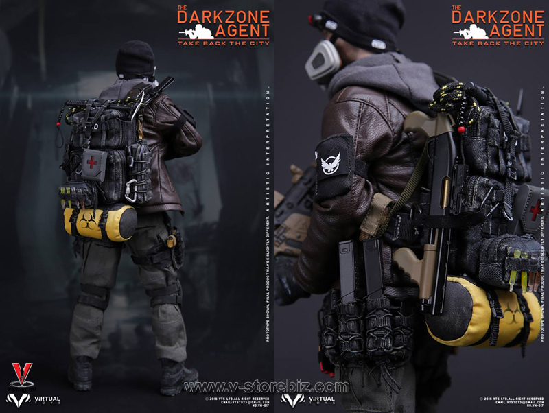 Toy Zone Toys You Can 39;t Have This Amazing The Division Figure Yet Vg247