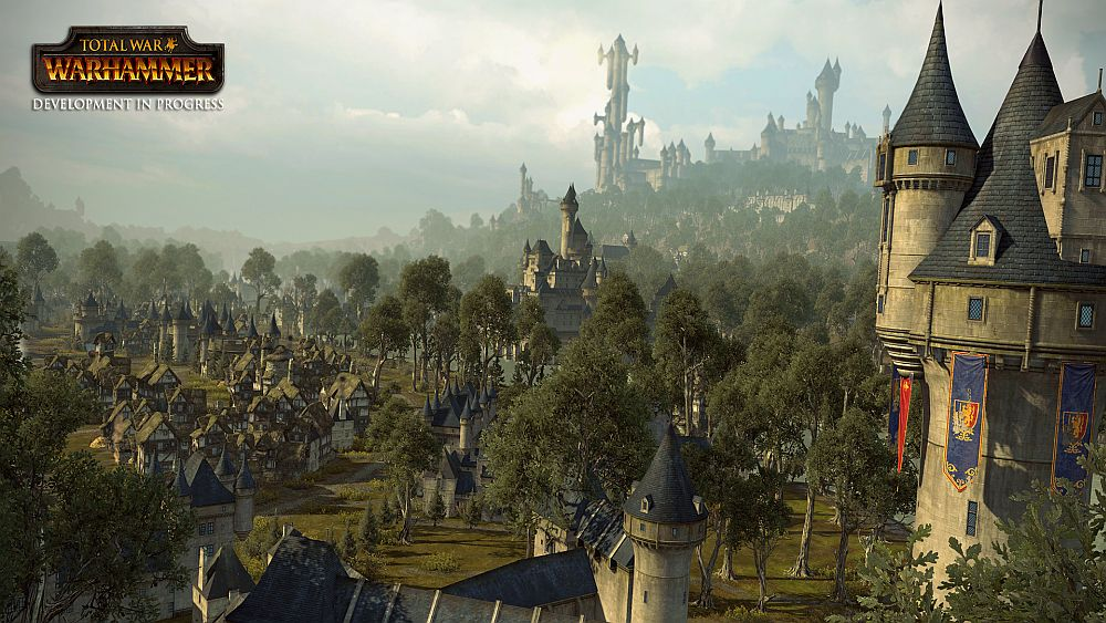 Pubg Map Wallpaper Total War Warhammer Video Welcomes You To The Old World