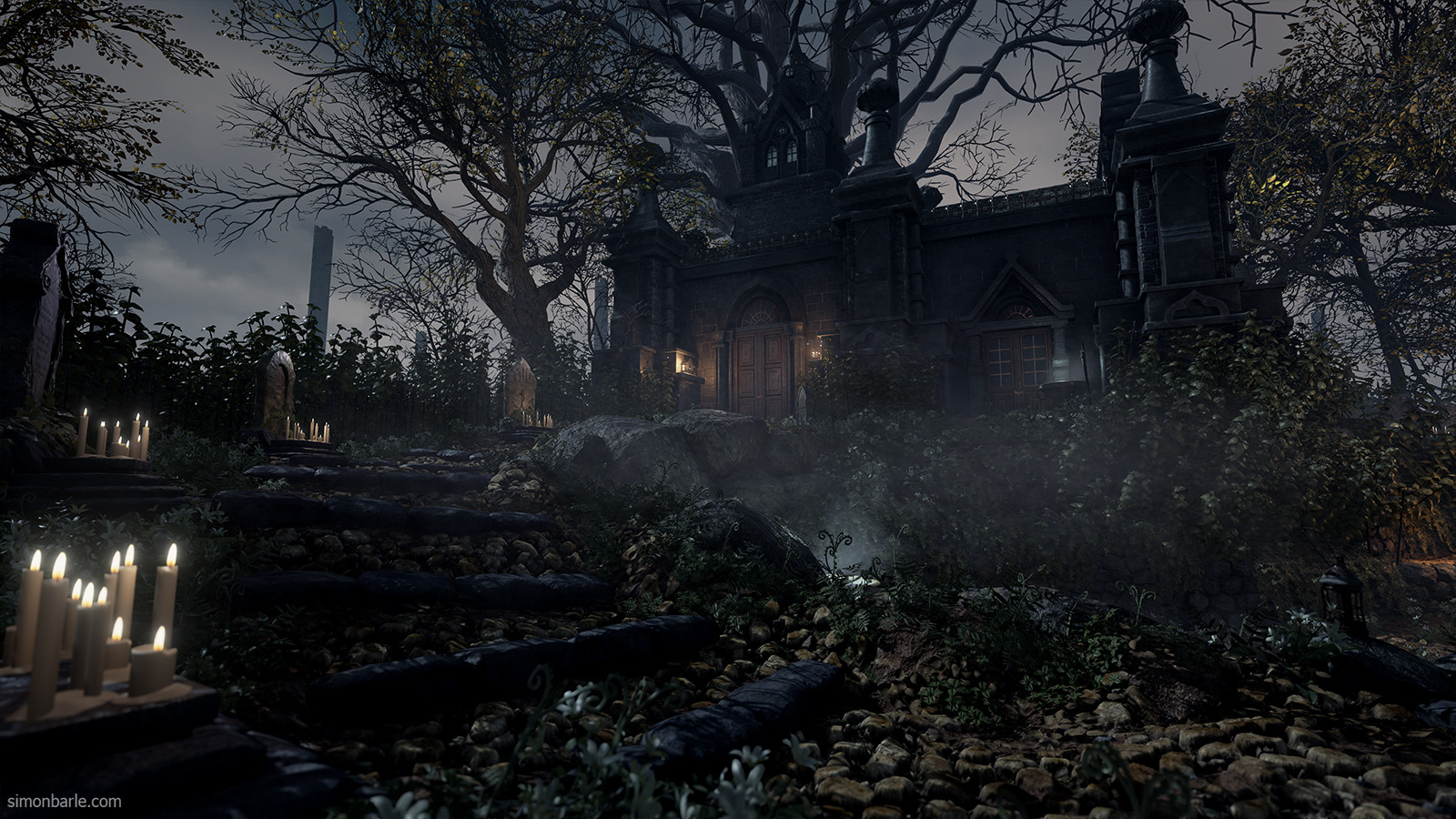 Stunning Fall Wallpapers Bloodborne Recreated In Unreal Engine 4 Looks Stunning Vg247