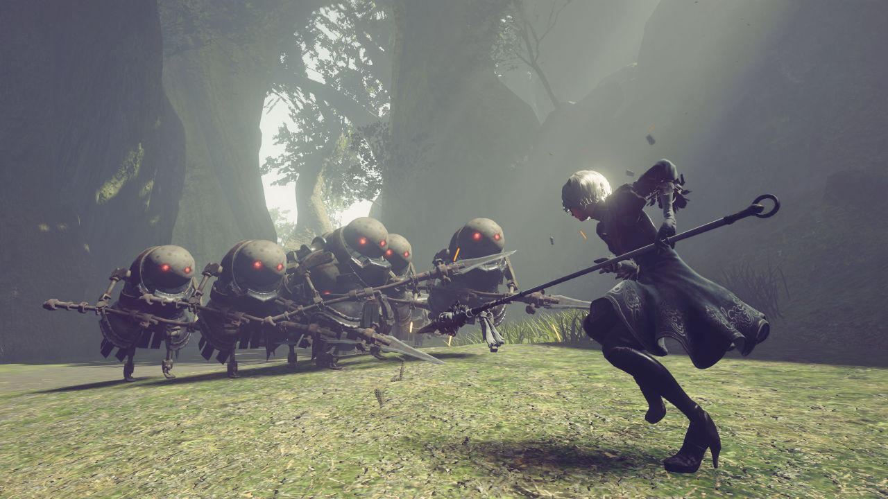 Wallpaper Engine And Pubg Demo For Nier Automata Will Release On Ps4 Christmas