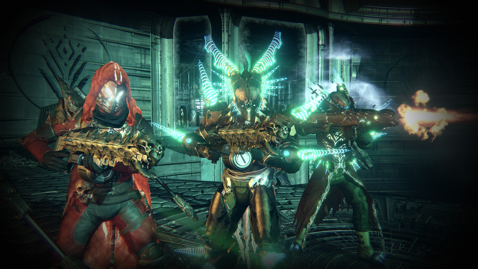 Destiny Kings Fall Wallpaper Destiny Age Of Triumph Here S A Look At Raid Armor From