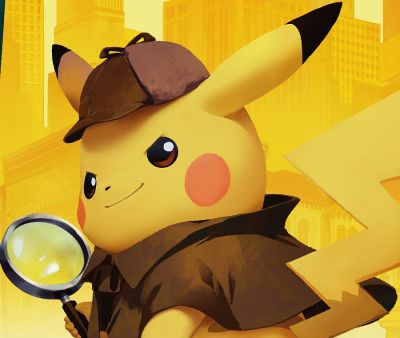 Detective Pikachu's on the case in the latest trailer - VG247