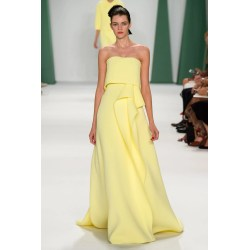 Popular Carolina Herrera Spring 2015 Collection Vogue Carolina Herrera Dresses Melania Trump Carolina Herrera Dresses 2014 wedding dress Carolina Herrera Dresses